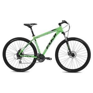 2014年モデル FUJI(フジ) NEVADA 29 1.7D 15インチ A2-SLアルミフレーム 24speed Green 29 x 2.1 マウンテンバイク
