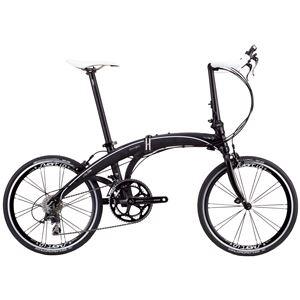 2014モデル DAHON(ダホン) Mu Elite 20インチ 20speed ミクストブラック 折りたたみ自転車