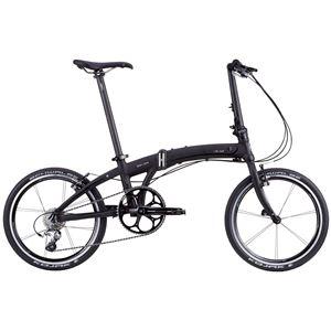 2014モデル DAHON(ダホン) Mu SLX 20インチ 10speed マットブラック 折りたたみ自転車