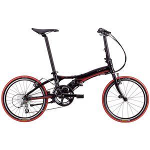 2014モデル DAHON(ダホン) Visc. P20 20インチ 20speed オブシディアンブラック 折りたたみ自転車