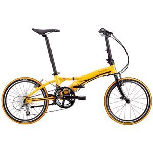 2014モデル DAHON(ダホン) Visc. P20 20インチ 20speed マンゴーオレンジ 折りたたみ自転車