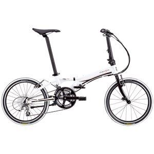 2014モデル DAHON(ダホン) Visc. P20 20インチ 20speed クラウドホワイト 折りたたみ自転車