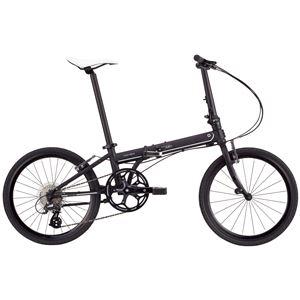 2014モデル DAHON(ダホン) Speed Falco 20インチ 8speed マットブラック 折りたたみ自転車