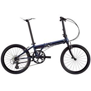 2014モデル DAHON(ダホン) Speed Falco 20インチ 8speed コスミックネイビー 折りたたみ自転車