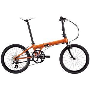 2014モデル DAHON(ダホン) Speed Falco 20インチ 8speed バーニッシュオレンジ 折りたたみ自転車