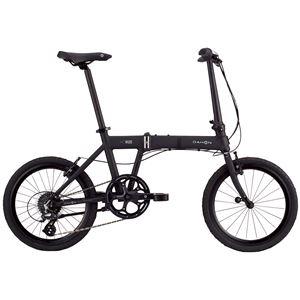 2014モデル DAHON(ダホン) Horize 20インチ 8speed マットブラック 折りたたみ自転車
