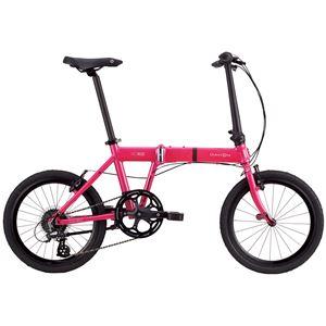 2014モデル DAHON(ダホン) Horize 20インチ 8speed ラスターピンク 折りたたみ自転車