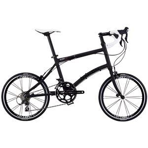 2014モデル DAHON(ダホン) Dash X20 20インチ 20speed マットブラック Mサイズ 折りたたみ自転車