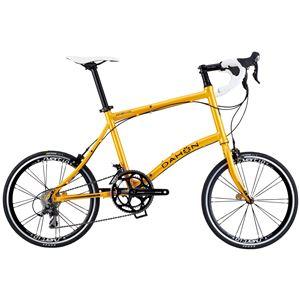 2014モデル DAHON(ダホン) Dash X20 20インチ 20speed マンゴーオレンジ Lサイズ 折りたたみ自転車