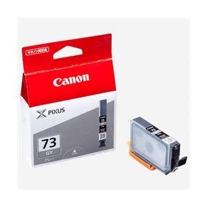 【訳あり・在庫処分】キヤノン(Canon) インクタンク PGI-73GY 6399B001
