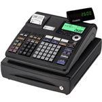 カシオ計算機 電子レジスター(ネットレジ) 25部門 (ブラック) TE-2600-25SBK