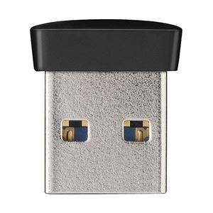 バッファロー USB3.0対応 マイクロUSBメモリー 16GB ブラック RUF3-PS16G-BK