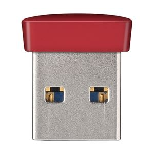 バッファロー USB3.0対応 マイクロUSBメモリー 16GB レッド RUF3-PS16G-RD