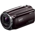SONY デジタルHDビデオカメラレコーダー Handycam CX670 ボルドーブラウン HDR-CX670/T