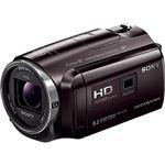 SONY デジタルHDビデオカメラレコーダー Handycam PJ670 ボルドーブラウン HDR-PJ670/T