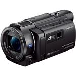 SONY デジタル4Kビデオカメラレコーダー Handycam AXP35 ブラック FDR-AXP35/B