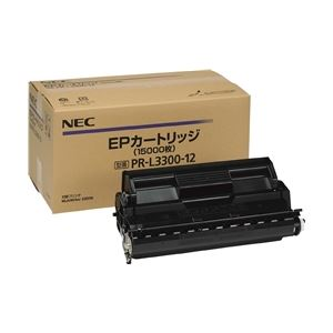 NEC EPカートリッジ PR-L3300-12