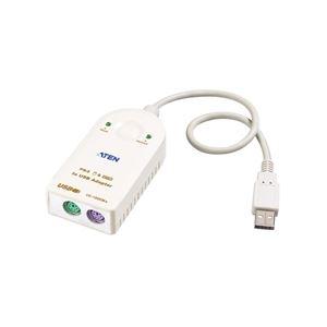 ATEN USB PS/2コンバーター UC-100KMA