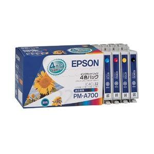エプソン インクカートリッジ 4色パック IC4CL32