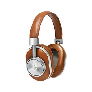 MASTER&DYNAMIC 密閉型Bluetoothヘッドホン MW60 SILVER/BROWN MW60S2-BRW