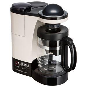 パナソニック(家電) コーヒーメーカー (カフェオレ) NC-R400-C