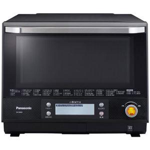 パナソニック(家電) スチームオーブンレンジ (ブラック) NE-BS803-K