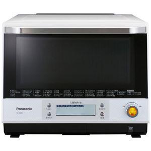 パナソニック(家電) スチームオーブンレンジ (ホワイト) NE-BS803-W