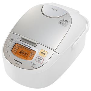 パナソニック(家電) IHジャー炊飯器(シャンパンホワイト) SR-FD106-W