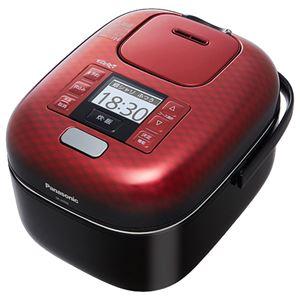 パナソニック(家電) 可変圧力IHジャー炊飯器 (豊穣ブラック) SR-JX056-K