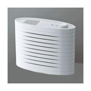 ツインバード工業 マイナスイオン発生空気清浄機ファンディスタイル AC-4235W