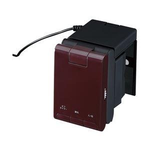 ツインバード工業 LEDベッドライト (ブラウン) LE-H223BR
