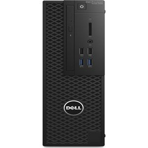 DELL Precision Tower 3420 (Win10Pro64bit/16GB/Corei7-7700/256GB/K620/3年保守/DVD-/+RW/Officeなし) DTWS010-009N3