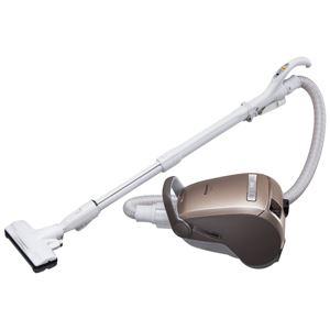パナソニック 家庭用電気掃除機 紙パック式 (クラシックゴールド) MC-PA36G-N
