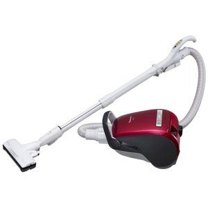 パナソニック 家庭用電気掃除機 紙パック式 (クラシックレッド) MC-PA36G-R