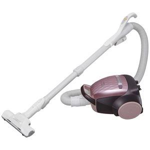 パナソニック 家庭用電気掃除機 紙パック式 (ピンクシャンパン) MC-PK18A-P