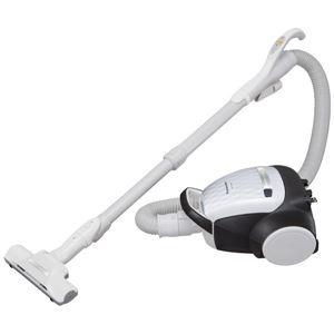 パナソニック 家庭用電気掃除機 紙パック式 (ホワイト) MC-PKL18A-W