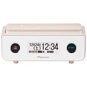 パイオニア デジタルフルコードレス留守番電話機 マロン TF-FD35S(TY)