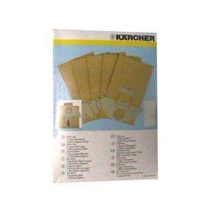 KARCHER バキュームクリーナー用フィルターパック 5枚セット 6904143