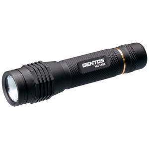 ジェントス LEDフラッシュライト MGシリーズ USB充電式 270lm MG-145R
