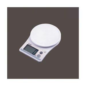 タニタ デジタルクッキングスケール (ホワイト) KD-176-WH21