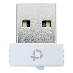 プラネックスコミュニケーションズ 11n/g/b対応 150Mbps WPSボタン搭載 超小型 無線LAN USBアダプタ GW-USNANO2A