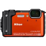 ニコン デジタルカメラ COOLPIX W300 オレンジ COOLPIXW300OR
