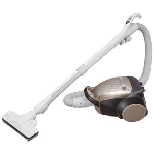 パナソニック(家電) 家庭用電気掃除機 紙パック式 (シャンパンゴールド) MC-PK18G-N