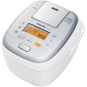 パナソニック(家電) 可変圧力IHジャー炊飯器 1.0L (ホワイト) SR-PA107-W