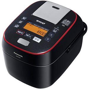 パナソニック(家電) スチーム&可変圧力IHジャー炊飯器 1.0L (ブラック) SR-SPA107-K