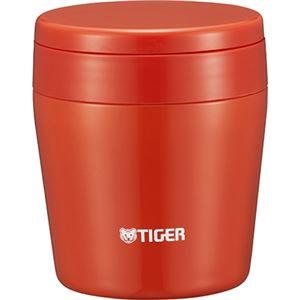 タイガー魔法瓶 ステンレスカップ ≪スープカップ≫ 0.25L チリレッド MCL-B025RC