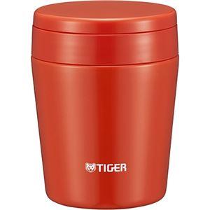 タイガー魔法瓶 ステンレスカップ ≪スープカップ≫ 0.30L チリレッド MCL-B030RC