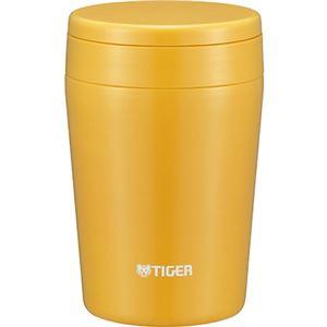 タイガー魔法瓶 ステンレスカップ ≪スープカップ≫ 0.38L サフランイエロー MCL-B038YS