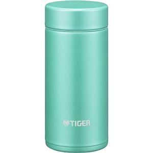 タイガー魔法瓶 ステンレスミニボトル ≪サハラマグ≫ 0.2L パウダーグリーン MMP-J020GP