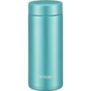 タイガー魔法瓶 ステンレスミニボトル ≪サハラマグ≫ 0.35L アクアブルー MMZ-A351AA